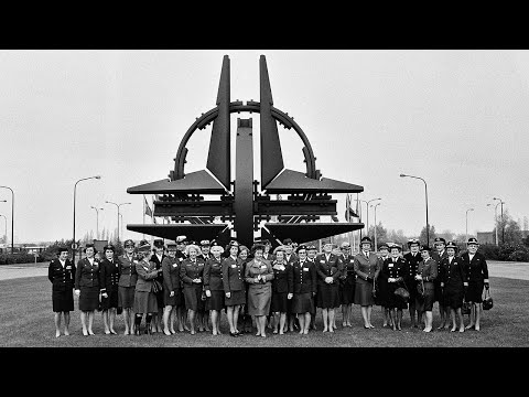 The NATO Star - then and now