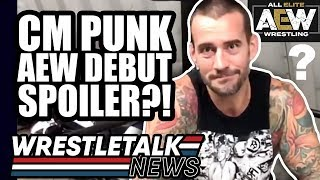 CM Punk BACK In Wrestling Ring, Takes Bump! Real Reason Steve Austin WWE RETURN! | WrestleTalk News