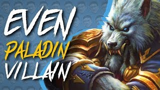 TRUMP BECOMES THE VILLAIN - Standard Constructed - The Witchwood