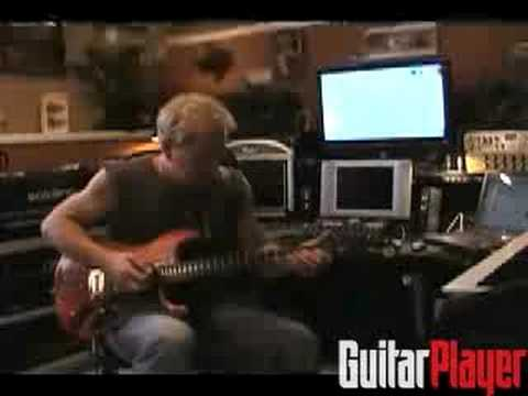 Brad Gillis Shares Cool Bar Tricks with Harmonics