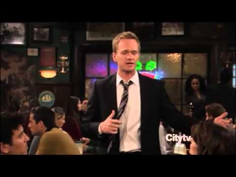 Barney Stinson - Challenge Accepted Compilation from How I Met Your Mother
