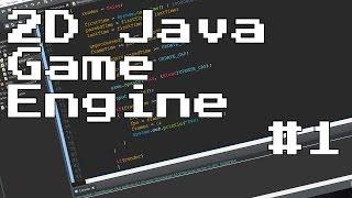 2D Java Game Engine #1 : Game Loop