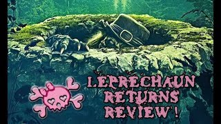"""NIGHT OF THE LIVING QUEER PRESENTS: """"Leprechaun Returns"""" Review"""