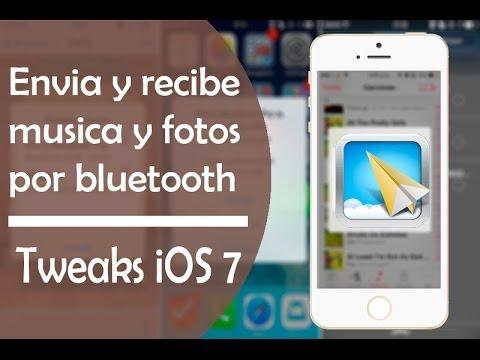 AirBlue Sharing Gratis | Usa libremente el Bluetooth | Tweaks para iOS 7