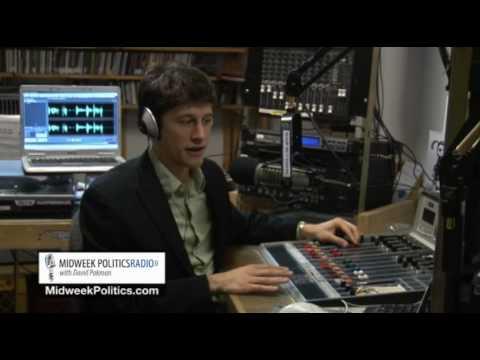Midweek Politics with David Pakman - Deepwater Horizon Oil Spill, BP Lies, Exxon Valdez
