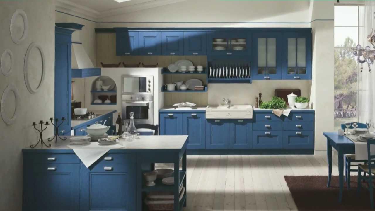 Arredamento cucina in stile classico cucine e ricordi by for Arredamento per fiere