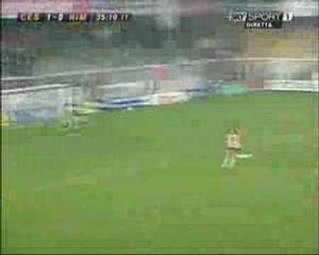 Il derby di Romagna del 25/11/2006 si conclude con il risultato di 1-1. RETI 17' pt Salvetti rig. (C), 21' st Jeda (R) FORMAZIONI CESENA (4-3-3) Turci, Biserni, Vignati, Lauro,...