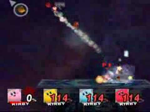 ALL Super Smash Bros Brawl Final Smashes