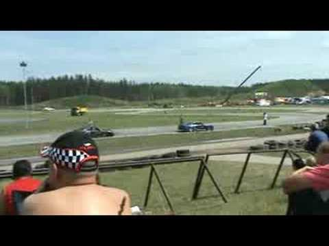 Nez rallycross in Latvia 2008 Drift(part2)