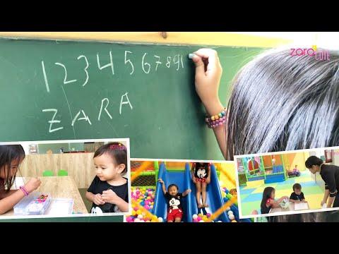 Kids Club  Indoor Playground  Zara Cute Playing and Learning  Creative at Royal Ambarrukmo
