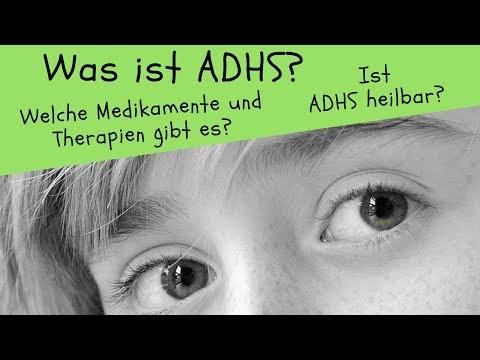 Was ist ADHS? Ist ADHS heilbar? Welche Medikamente und Therapien gibt es?