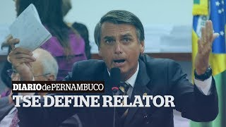 Processo contra Bolsonaro tem relator definido no TSE