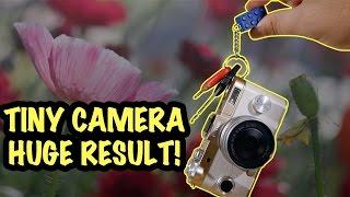 TINY Camera, HUGE result - Pentax QS1 Review