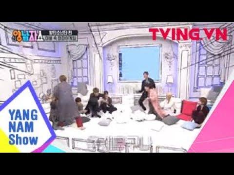 (Vietsub) YANG NAM SHOW 2 | BTS vỡ òa khi Rapmon qua mặt được MC một cách dễ dàng