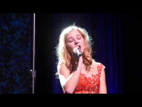 Jackie Evancho Somewhere Suprise For Greenville 2015 video