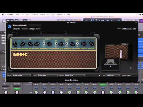 Logic Pro X Review - TheRecordingRevolution.com