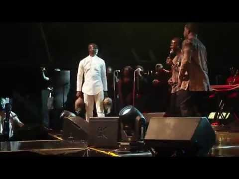 Mtn Ghana Stands in Worship 2015 - PL CREW