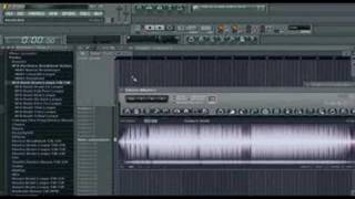How To Import A Song Into FL Studio 8