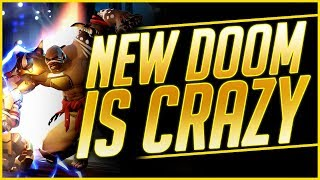 I'M BACK! NEW DOOMFIST BUFF IS NUTS!! ft Clank