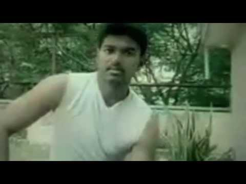 Vijay Suffered A Spinal Injury During The Making Of Priyamudan(1998) video