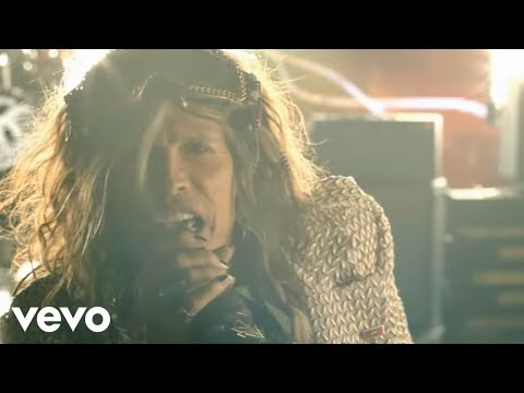 Video de musica de Aerosmith