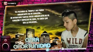"Chris Breack - ""Otra Oportunidad"" (Con Letra) ᴴᴰ ★ROMANTICO★ (Original Audio) (LeVye) 2013✔"
