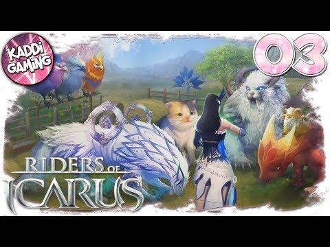 Riders of Icarus: Eine Insel für die Tiere #03 | LET'S PLAY