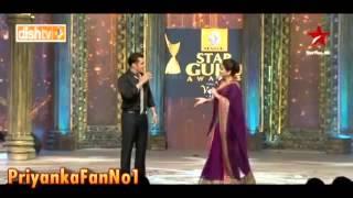 Salman Khan Flirting with Vidya Balan on Star Guild Awards 2013