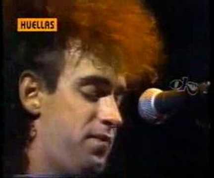 Soda Stereo - Profugos Vivo Viña del Mar 1987