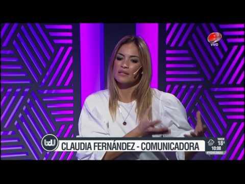 Buen día Uruguay - Claudia Fernández 25 de Mayo de 2017
