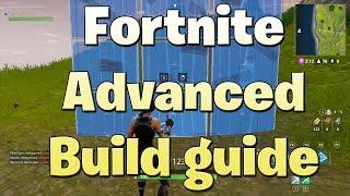 Advanced Building Edits in Fortnite Battle Royale (Guide)
