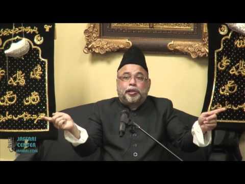 11th Muharram 2015/1437 Maulana Sadiq Hasan Urdu Majlis