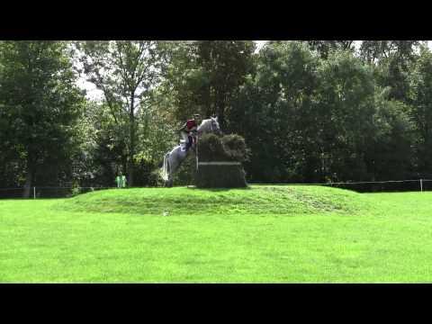 Blenheim Horse Trials 2010 XC