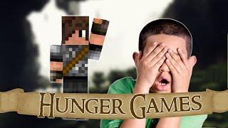 Hungergames met mijn ogen dicht!