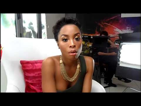 Khanyi Mbau Preinterview video