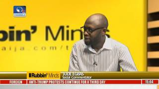 Rubbin MInds: MMM Is Illegal, Not Registered With Corporate Affairs Commission -- Jude Ogbas