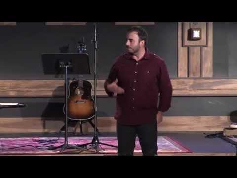 Josh Harrison - Vanguard University Chapel [1/28/15]