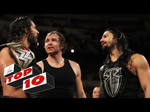 Top 10 Raw Moments: WWE Top 10, October 19, 2015