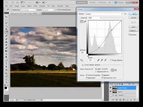 Photoshop gyorstalpaló 3. - Rétegek kezelése és maszkolása
