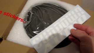 "Sundown Audio NeoPro V.2 8"" Unboxing!"