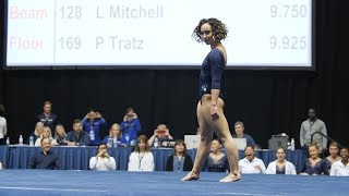 Katelyn Ohashi - 10.0 Floor (1-12-19)