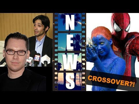 Bryan Singer Controversy, The Amazing Spider-Man 2 After Credits Scene - Beyond The Trailer klip izle