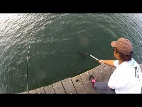 Texas Flounder fishing at red dot