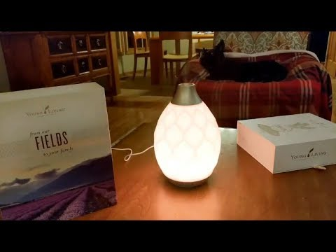 AK Unboxing Young Living Essential Oils USA