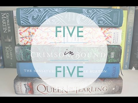 PRETTY HARDBACKS | #5IN5