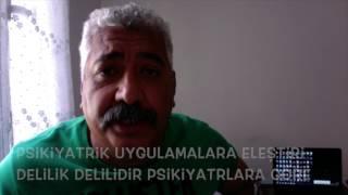 BİR BİPOLAR HASTASI İLE RÖPORTAJ -ADANA KURTTEPE DE ECT İŞKENCESİ
