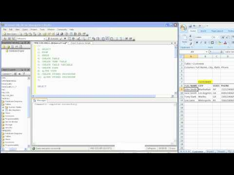 SQL Basics in 30 Minutes - Part 1: Select, From, Where