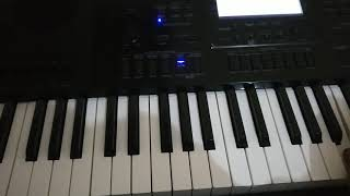 Casio WK-7600 Keyboard Beats & Tones