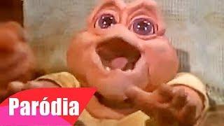 Família Dinossauro - Baby Com Fome (Paródia/Redublagem)