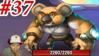 Clan New Monster Legend Quai Vat Thế Giới Quái Vật Cười bể bụng New 37